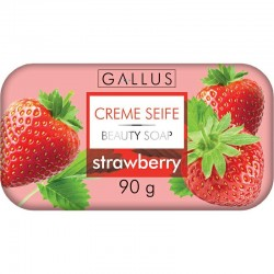 Gallus Strawberry-mydło(90g)
