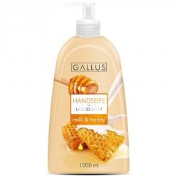 Gallus Milk&Honey-mydło w...