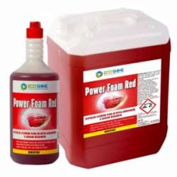 Eco Shine POWER FOAM RED 1L...