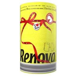 RENOVA  Label Yellow...