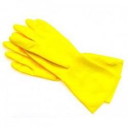 Rękawice gospodarcze żółte...