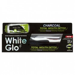 Pasta White Glo-total mouth...