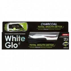 Pasta White Glo-total mouth detox(150ml)