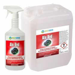 Eco Shine - Alu Red 1L